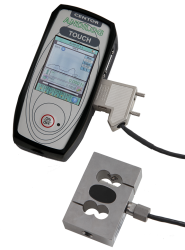 Centor Dual R, 2 channels force gauge, external load cell