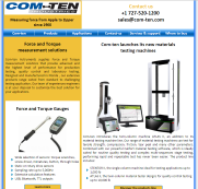 Com-ten launches its new materials