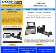 Newsletter june 2015 - DriveTwist, the new automated torsion tester